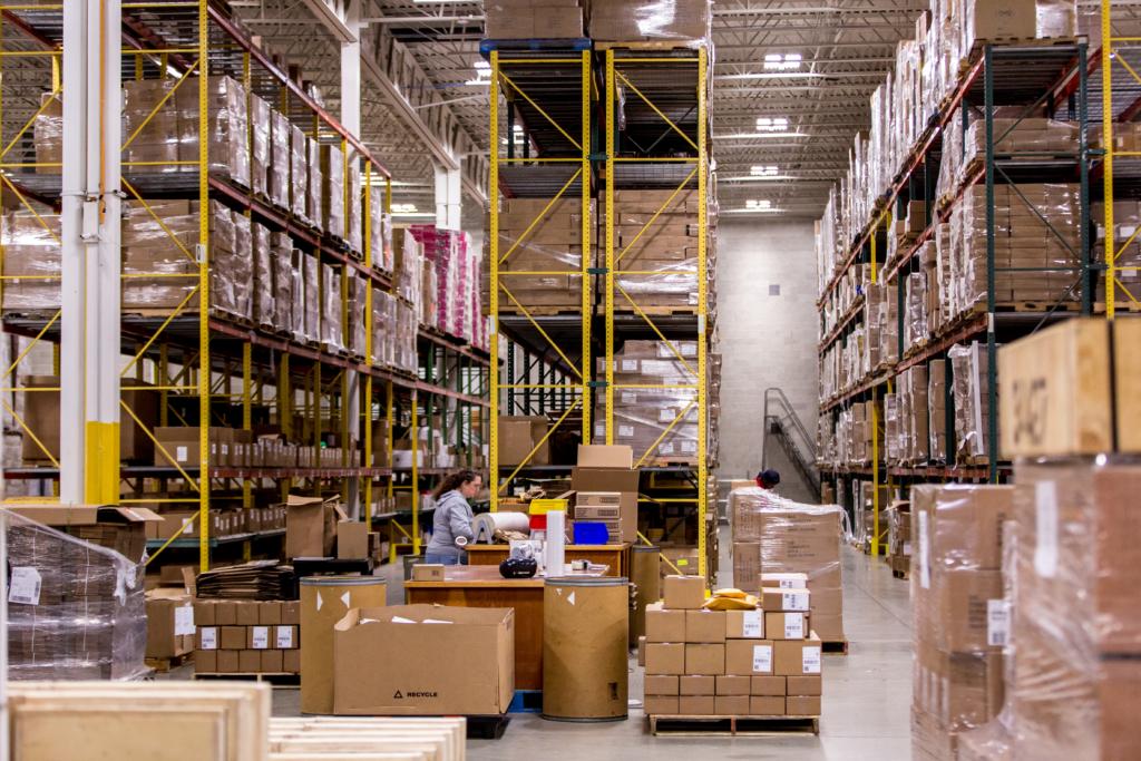Fulfillment & Logistics | Blending & Packaging | Fortress Nutrition