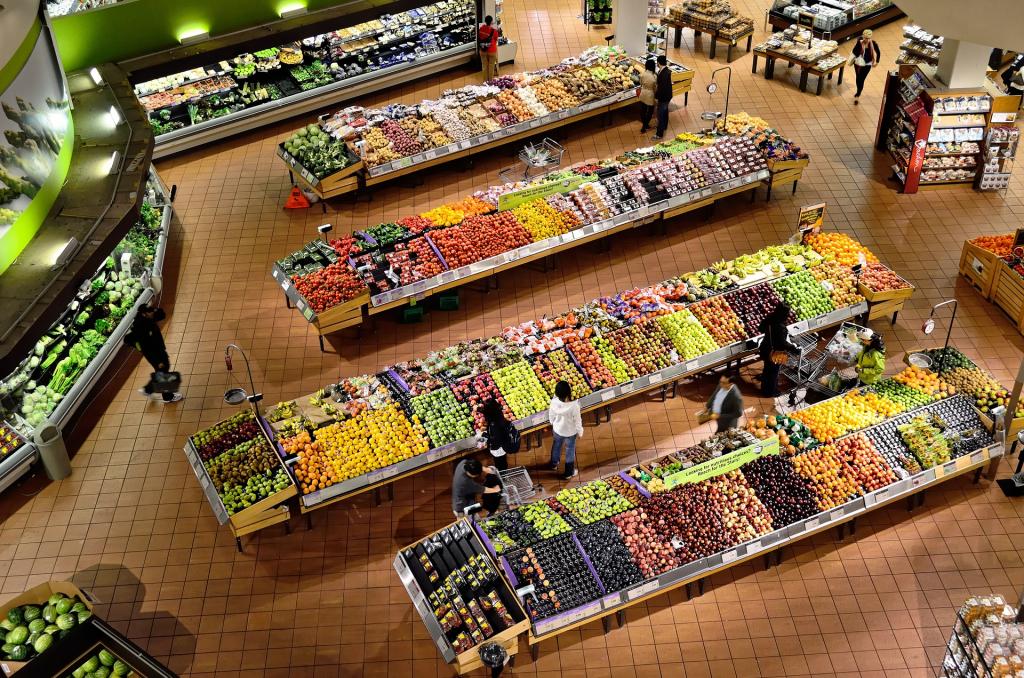 Organic Food Storage Challenges