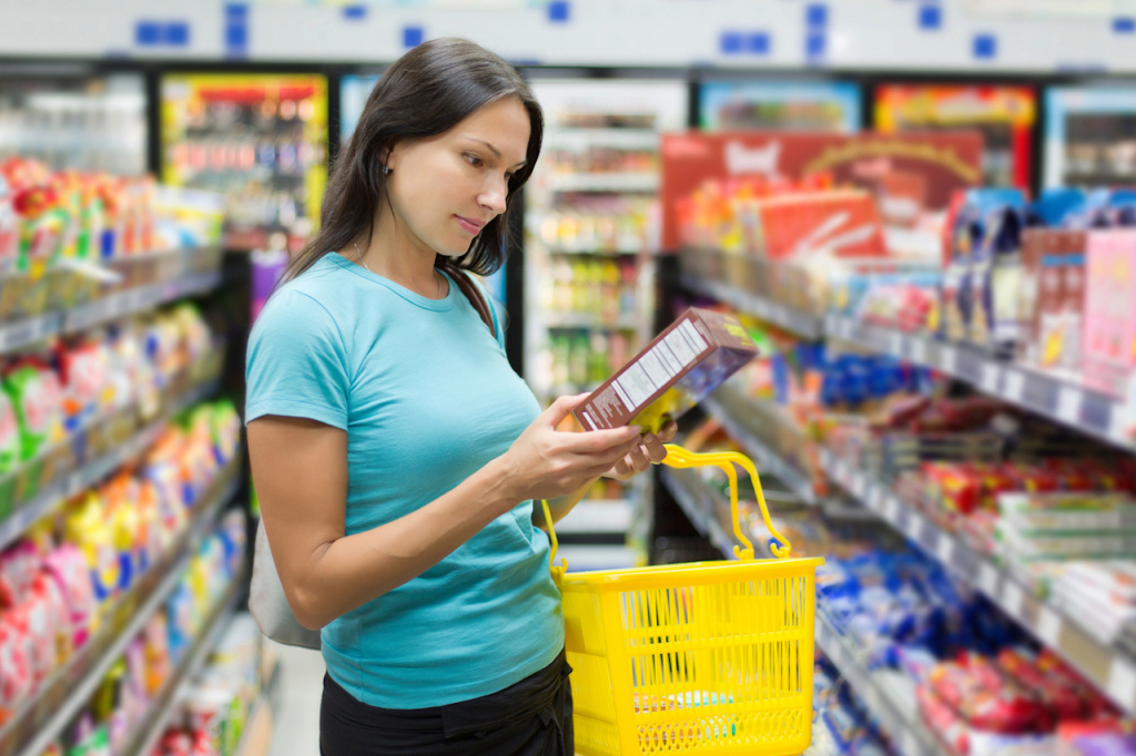 thermal technology food labeling